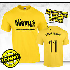 Watford, Its A Hornets Thing tshirt ,Football Great Gift Idea Watford T-Shirt