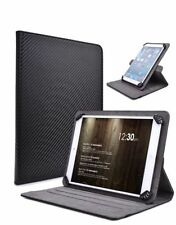 Tuff-Luv Uni-Spin Faux Leather Universal Android Case Cover for Tablets