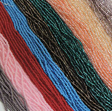 Czech 5 (12 strand Hank) Mixes 8/0 Glass Seed Beads Preciosa Jablonex U-Pick