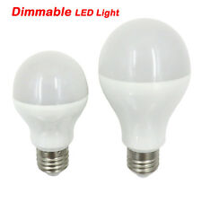 E27 7W/9W Dimmable LED Light Bulb Globe Lamp Energy Saving 110V/220V Warm/White