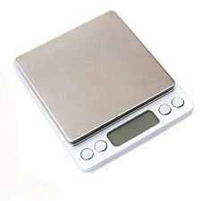 0.1Gram Precision Jewelry Electronic Digital Balance Weight Kitchen Scale 2000g