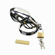 The Helmet Long Chastity Device - Fetish Bondage Restraint Kink Male Cage Belt