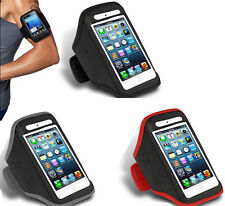 Run Sport Gym Armband Case Cover & Hook Clip Headset Earphone For iPhone 4 5 5s