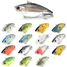 3 inch 2/3 oz Lipless Trap Sinking Fishing Lures For Bass Fishing L568