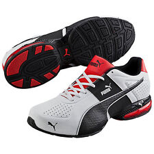 NEW* PUMA CELL SURIN 2 MEN'S TRAINING SHOES White Red Scarlet Black 188413-01