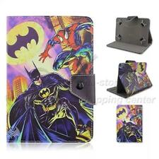 "For  9.7"" 10"" 10.1"" android Tablet PC Universal PU Leather Case Cover batman kid"