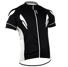 SANTIC Cycling Jacket Men Bicycle Jersey Outdoor Sport Bike Short Sleeve S-2XL