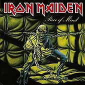Piece Of Mind [ECD] - Iron Maiden CD Sealed ! New !