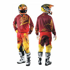 Answer Motocross Jersey ION red-yellow Enduro Supermoto Quad MTB DH FR