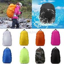 New Waterproof Dust Rain Cover For Travel Camp Backpack Rucksack Bag 5 Sizes E38