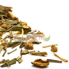 High Quality Lemongrass and Ginger Loose Leaf Herbal Tea 35g - 500g
