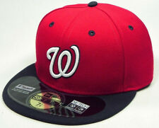 New Era 5950 59Fifty Washington Nationals Alt On-FIeld Fitted Cap Various Sizes