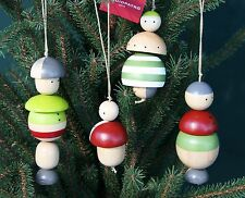CRATE AND BARREL FAMILY ORNAMENTS - HANG WITH THE FAMILY! - NWT - BUY MORE SAVE!