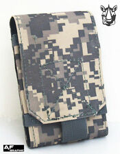 MA23 Military Army Combat Camo Velcro Pouch DPM Bag Belt Loop Cover Case Holster
