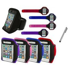 Color Running Sports Gym ArmBand+Metal Pen for iPhone 4 4G 4S 3GS S 3G 2G