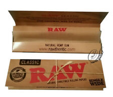 RAW CLASSIC SINGLE WIDE CLASSIC ROLLING PAPERS -3663