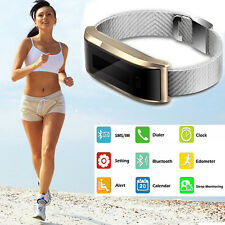 TW07 Bluetooth 4.0 Smart Watch Bracelet Pedometer Calorie Counter Sport Tracker