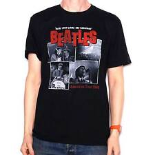 The Beatles T Shirt - Here Come The Fabulous Beatles 1964 US Tour 100% Official