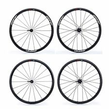 Zipp 202 Firecrest Carbon Clincher Road Bike / Cycling Wheels