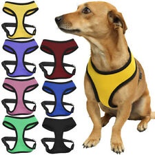 Pet Control Harness XS-XL For Dog Cat Soft Mesh Walk Collar Safety Strap Vest