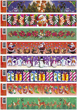 Window Decals Wall Decorations Christmas Advent