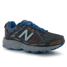 New Balance W510v2 Womens Trail Running Shoes Trainers Grey/Blu Jogging Sneakers