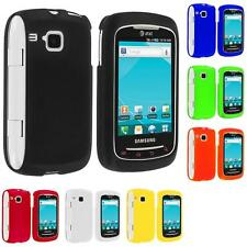 Color Hard Snap-On Skin Case Cover for Samsung Doubletime I857 Phone