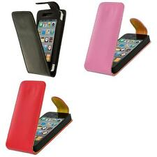 Color Wallet Leather Phone Holder Flip Pouch Case Cover For Apple iPhone 4S 4 4G