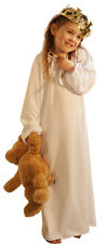 World Book Day-Girls-LITTLE PRINCESS Costume -All Ages- Larger Child