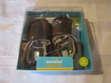 Ministar Bobux Shoes Explorers Soft Sole Brown Sandals LEATHER NEW S 0-6 Mth