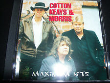 Daryl Cotton Jim Keays & Russell Morris Maximum Hits CD