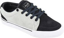 GLOBE GS KIDS GREY BLACK NEW YOUTH SKATEBOARD SHOES FREE POSTAGE AUST SELLER