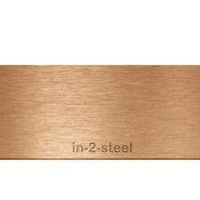 Copper Sheet - C106 0.5mm Thickness