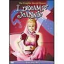 I Dream Of Jeannie - The Complete 2nd Season (DVD, 2006, F/S, 31 Episodes) NEW