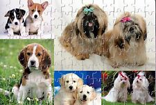 Personalised Blank, Single Image or Multi Image Collage A5 or A4 Jigsaw Puzzles