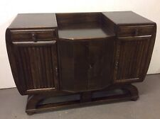 Stunning Art Deco Oak 1920's / 30's Buffet Sideboard , Lockable with Keys