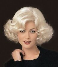 Rene of Paris Estee 642 Short Curly Synthetic Wig hand tied skin top - Style Me!