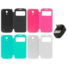 For Samsung Galaxy S4 Back Rear Slim Battery Door Cover Case Wall Charger