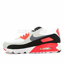Nike Air Max 90 Ultra Essential [819474-106] NSW Running White/Grey-Infrared