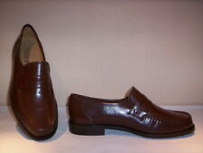 Pitti Shoes classic Shoes loafers elegant leather men leather brown 39 44