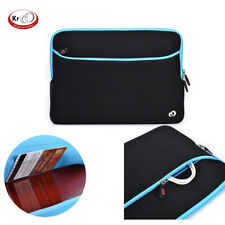 Kroo Neoprene Sleeve w/Front Pocket for 13 inch Apple Retina MacBook Pro