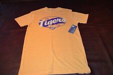 LSU Tigers Yellow Shirts  NEW with TAGS  Louisiana State University Distressed