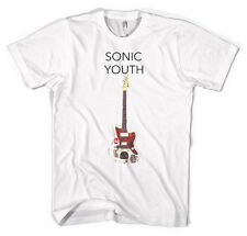 New Sonic Youth Grunge  Unisex T shirt  All Sizes Colours