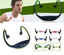 Sport Headphone Headset Earphone Loop TF Card MP3 Player Micro SD Universal