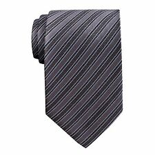 Hand Tailored Wooven Neck Tie, Style #L91871-A6