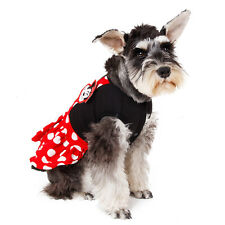 Pet Dog Pants Dress Puppy Dog Lovely Mickey 2 Design Cute Costumes Dog Clothes