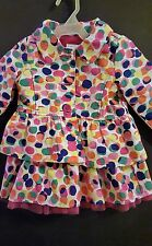 INFANT/TODDLER GIRLS CHILDRENS PLACE  2PC DRESS & JACKET  SIZES 18 MONTHS-2T NWT