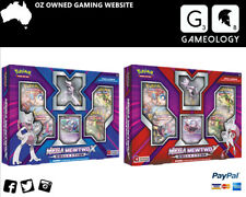 POKEMON TCG Mega Mewtwo Collection X/Y with miniature figures and more