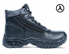 "RIDGE AIRTAC MID 6"" ZIPPER TACTICAL BOOTS 8003 * ALL SIZES - M/W 4-15"