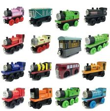 Thomas &Friends James Spencer Wooden Magnetic Tank Engine Railway Train Car Toy